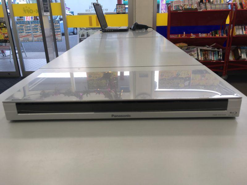 Panasonicのブルーレイレコーダー DMR-BWT650を買取いたしました!