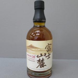 富士山麓 樽熟原酒50° をお売りいただきました