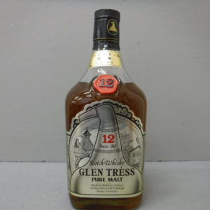 GLEN TRESS グレントレス 12年 ピュアモルト をお売りいただきました