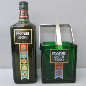 ★パスポート スコッチ 760ml 43% アイスペール付き 4/23★