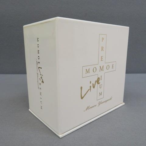 ★CD 山口百恵 完全生産限定盤 MOMOE LIVE PREMIUM リファイン版★