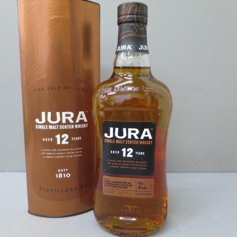 ★JURA ジュラ 12年 700ml 40% 5/16★